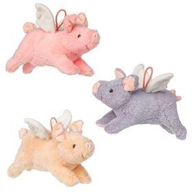 Mary Meyer FabFuzz Piggles - Lavendar