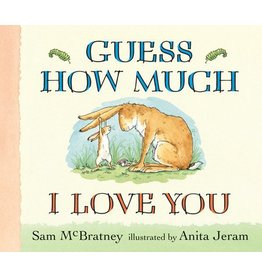 Random House Guess How Much I Love You Lapsize
