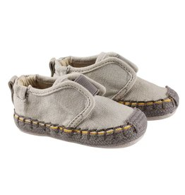 Robeez First Kicks, James Light Grey