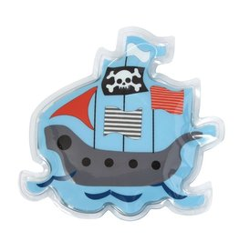 Mud Pie Ouch Pouch Pirate Ship