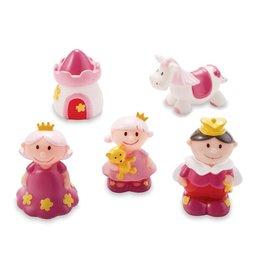 Mud Pie Princess Bath Toys