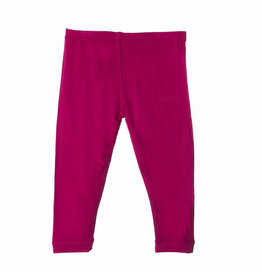 Kickee Pants Solid Legging Rhododendron