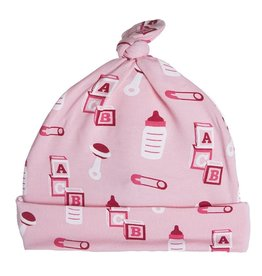 Kickee Pants Print Knot Hat - Lotus Nursery