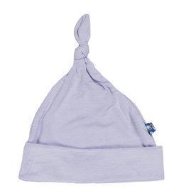 Kickee Pants Basic Knot Hat - Lilac NB-3m