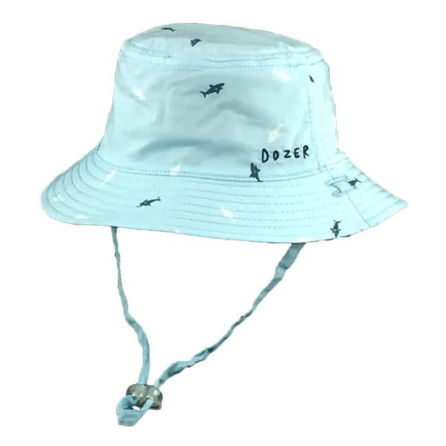 3d955dac Millymook and Dozer Baby Boys Bucket Hat - Deep Sea Blue - Kicks and ...