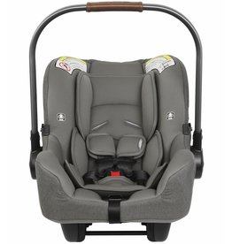 Nuna Nuna 2019 Pipa Car Seat & Base (Flame Retardant Free) - Granite