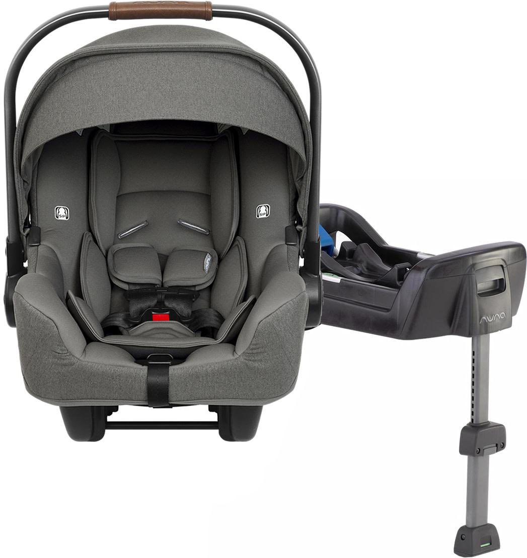 Nuna Nuna Pipa Car Seat & Base - Granite