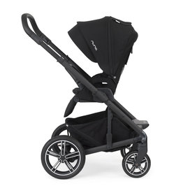 Nuna MIXX2 stroller + adapters + rain cover Caviar Black Handle