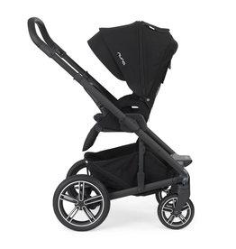 Nuna MIXX2 stroller + adapters + rain cover Caviar