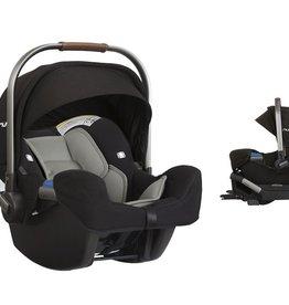 Nuna Pipa Car Seat & Base - Caviar
