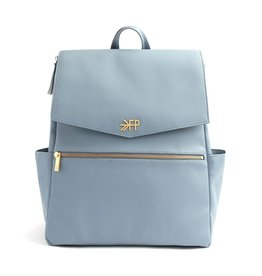 Freshly Picked The Diaper Bag, Dusty Blue