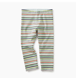 Tea Collection Multistripe Baby Leggings - Sky