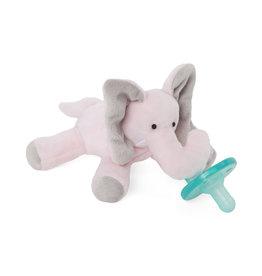 Wubbanub Wubbanub Pink Elephant Pacifier