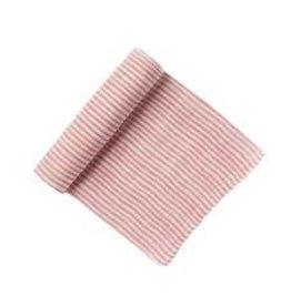 Pehr Designs Swaddle, Light Pink Stripe