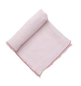 Pehr Designs Swaddle, Pink Solid