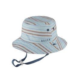 Millymook and Dozer Baby Boys Bucket Hat - Hugh Blue S (0-12m)