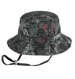 Millymook and Dozer Boys Bucket Hat - Huxely Grey  (2-5Y)