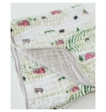 Little Unicorn Cotton Muslin Quilt - Rolling Hills