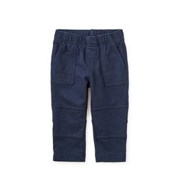 Tea Collection Baby Knit Playwear Pants Heritage Blue