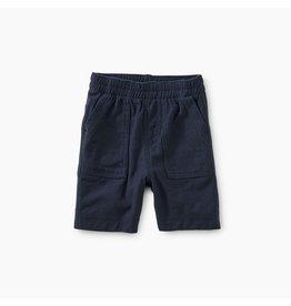 Tea Collection Playwear Baby Shorts - Indigo