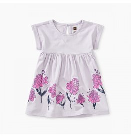 Tea Collection Ginger Flower Empire Baby Dress