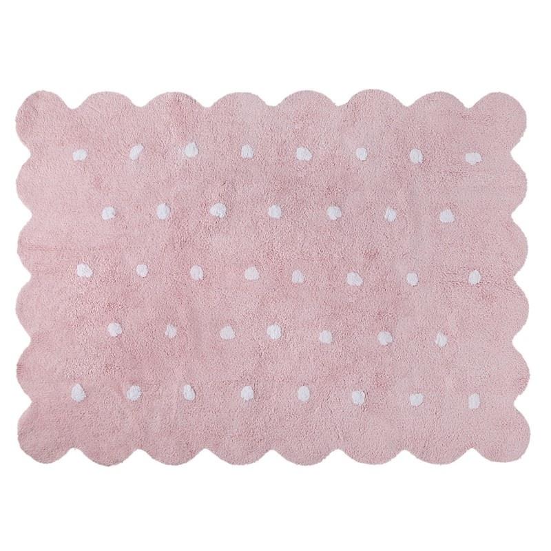 Lorena Canals Biscuit Pink 5x7 Rug