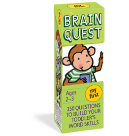 Workman Publishing Brain Quest: Ages 2-3 My First