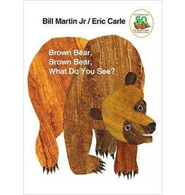 MacMillan Brown Bear Brown Bear