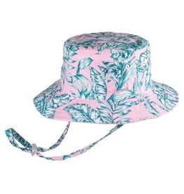 Millymook and Dozer Girls Bucket Hat - Oasis Pink L (5+y)
