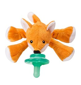 Nookums Paci-Plushies Shakies - Freckles Fox