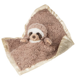 Mary Meyer Putty Sloth Character Blanket