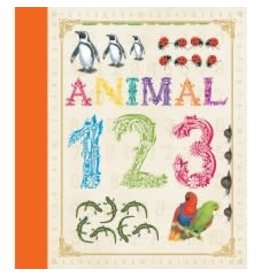 Firefly Publishing Animal 123