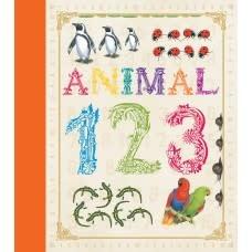 Firefly Publishing Animal 123