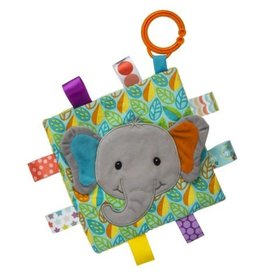 Mary Meyer Taggies Crinkle Me Little Leaf Elephant