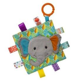 Mary Meyer Taggies Crinkle Me Little Leaf Elephant