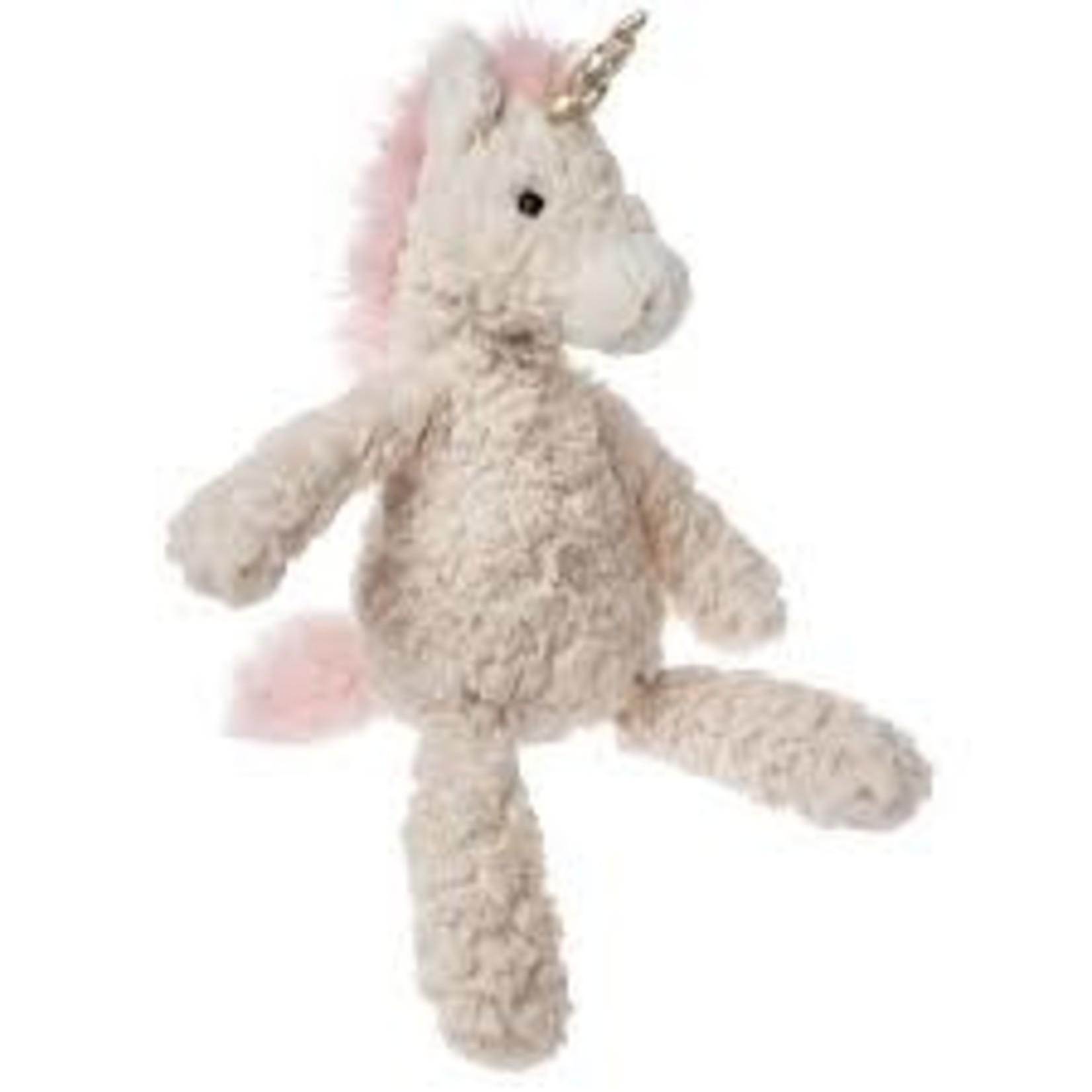 Mary Meyer Cream Putty Unicorn - SM