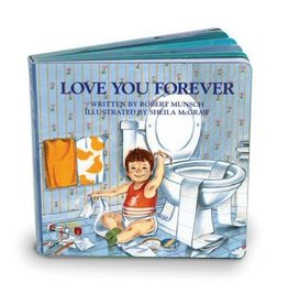 Firefly Publishing Love You Forever Board Book