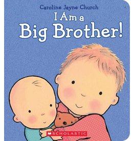 Scholastic I Am A Big Brother