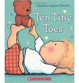 Scholastic Ten Tiny Toes