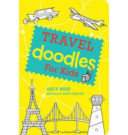 Gibbs Smith Travel Doodles for Kids