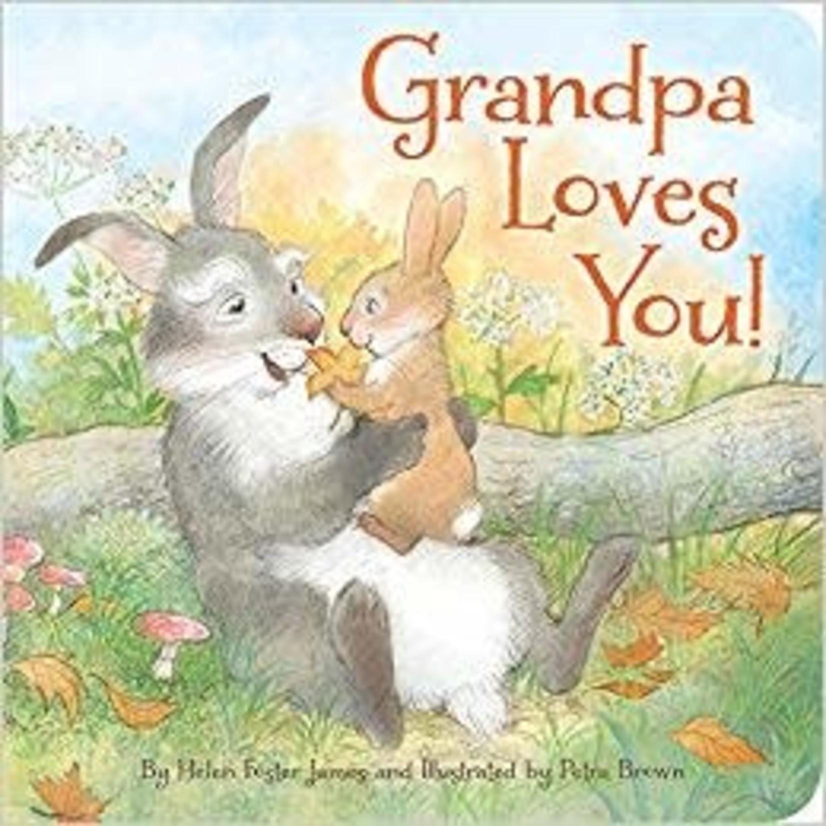 Sleeping Bear Press Grandpa Loves You! Boardbook