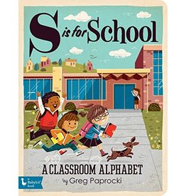 Gibbs Smith S is for School