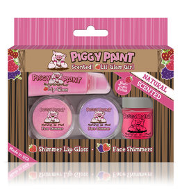 Piggy Paint Set,  Lil Glam Girl Kit