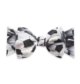 Baby Bling Bows Printed Knot : Goal