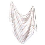 Copper Pearl Knit Blanket - Piper