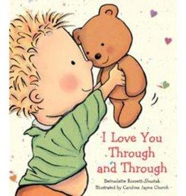 Scholastic I Love You Through And Through
