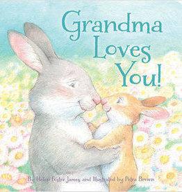 Sleeping Bear Press Grandma Loves You! Boardbook