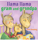 Penguin Group Llama Llama Gram and Grandpa