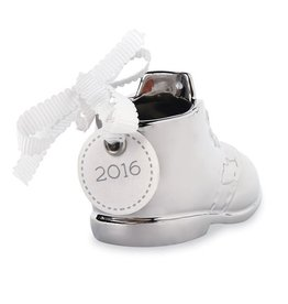 Mud Pie Baby Bootie Ornament