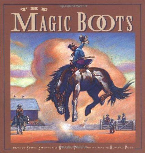 Gibbs Smith Magic Boots
